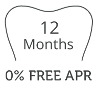 0% Apr for 12 Months